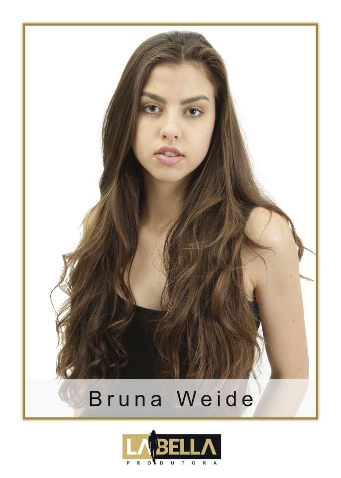 Bruna Weide é capa do Diário Gaúcho