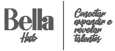 Bella Hub – conectar, expandir e revelar talentos Logo