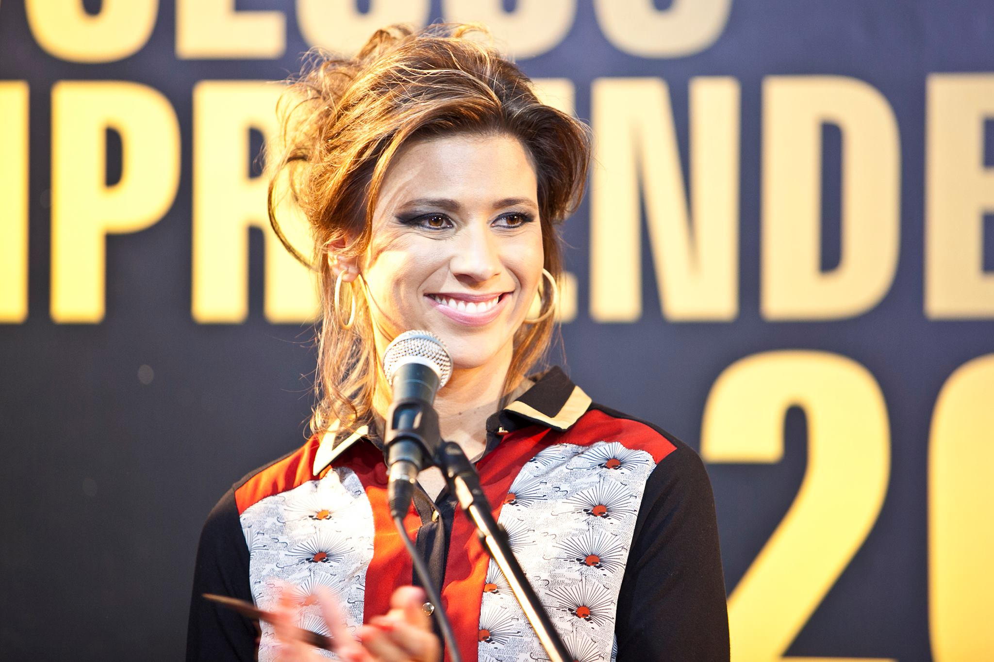 Camille Reis apresentará o Bella Lisboa em Floripa