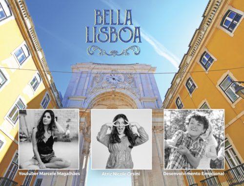 Bella Lisboa Floripa traz Nicole Orsini e apresenta duas grandes novidades