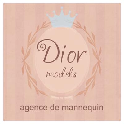 dior models